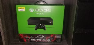 Xbox one with 7 games for Sale in Peoria, AZ