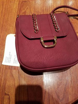 Charming Charlie Cabernet Crossbody for Sale in Houston, TX