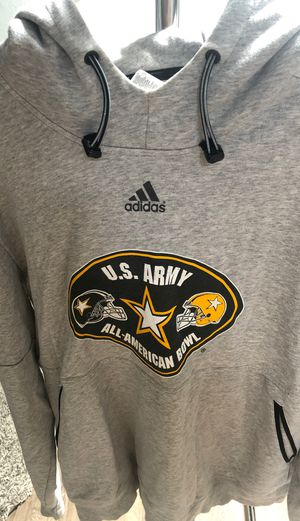 AUTHENTIC ALL AMERICAN FOOTBALL HOODIE SIZE L for Sale in Fresno, CA