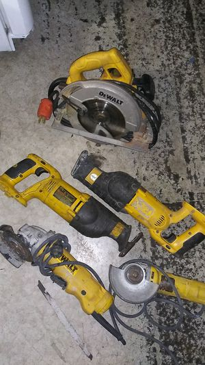 Set of DeWalt power tools for Sale in Boston, MA