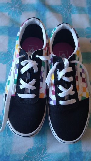 Shoes size 3.5 vans for Sale in Tigard, OR