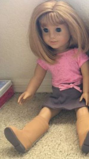 american girl doll for sale for Sale in Scottsdale, AZ