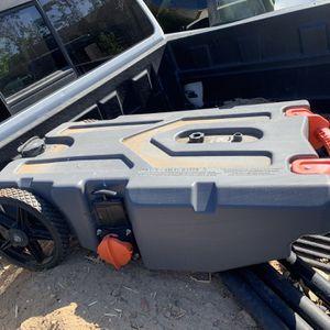 28 Gallon Rv Portable Septic Tank Tote for Sale in San Diego, CA