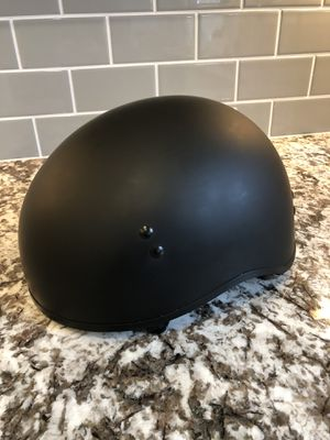 Outlaw Motorcycle Half Helmet. XL for Sale in Smyrna, TN