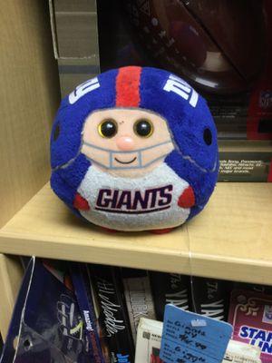 New York Giants stuffed animal for Sale in Marlboro Township, NJ