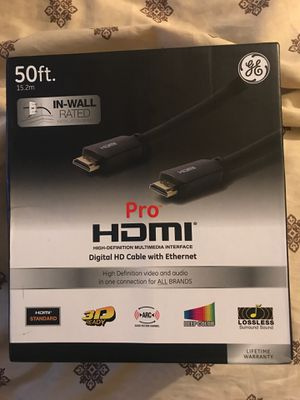 HDMI cord for Sale in Walker, LA