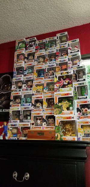 Funko pop collection for Sale in Richmond, CA