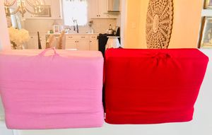 Pottery Barn Kids Chairs $22 for both for Sale in Glen Burnie, MD