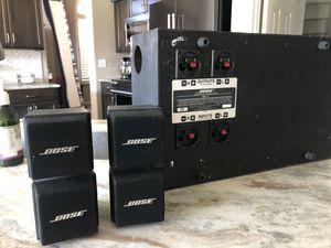 Bose Acoustimass Speaker System AM-5 for Sale in Phoenix, AZ