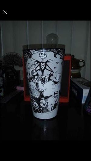 Nightmare before Christmas cups for Sale in Las Vegas, NV