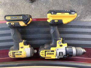 Dewalt 20v impact drill (hammer drill has sold) for Sale in Newport News, VA