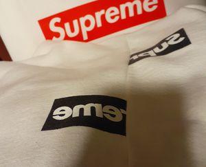 Supreme Box logo hoodie cdg for Sale in Santa Ana, CA