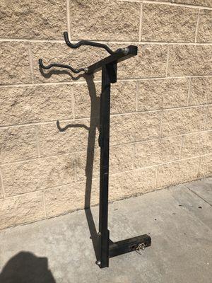 "Bike rack trailer hitch 2"" 2 bikes for Sale in Burbank, CA"
