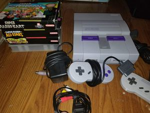 Super Nintendo Bundle for Sale in Philadelphia, PA