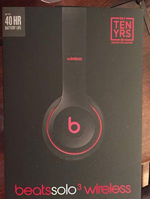 Beats solo 3 wireless for Sale in Peyton, CO