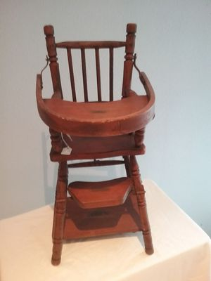 Antique changeable highchair for Sale in Olympia, WA