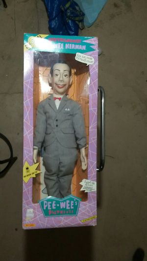Ventriloquist PeeWee Herman for Sale in Tucson, AZ