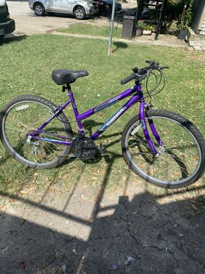 Mt fury Road master bike for Sale in Houston, TX