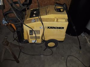 Karcher Heated Pressure Washer for Sale in Chicago, IL