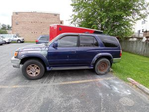 4 runner, blue. for Sale in Frederick, MD