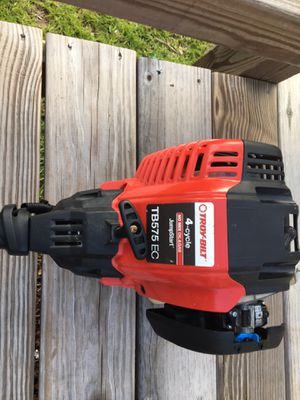 Troybilt weedeaters with attachment for Sale in New Bern, NC