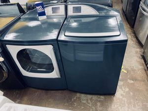 Washer and dryer set for Sale in Los Angeles, CA