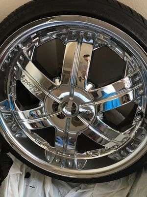 Brand new tired n Rims the whole sit for Sale in Santa Fe, NM