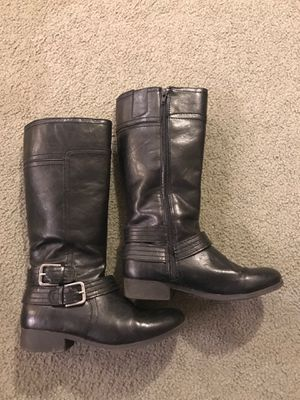 Nine West girls boots size 3 for Sale in Gresham, OR