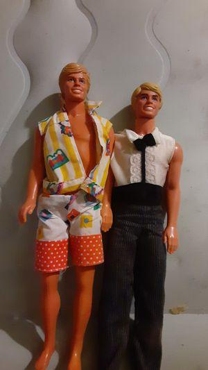 Antique ken barbie for Sale in Petersburg, VA