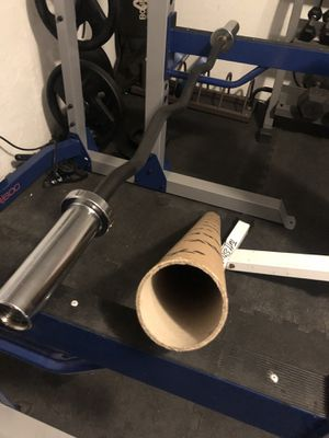Brand new Olympic curl bar for Sale in Phoenix, AZ