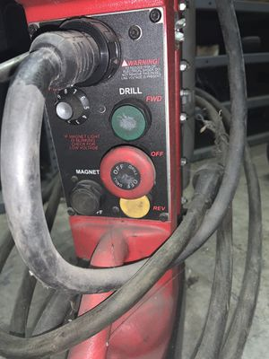 Milwaukee Electromagnetic Adjustable Drill Press for Sale in Paris, KY