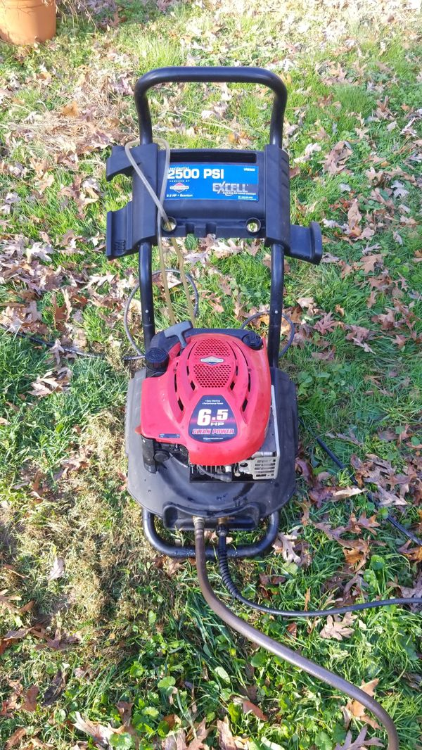 Excell 2500psi Pressure Washer