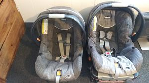 Excellent Matching Set of Infant Car Seats for Sale in Thomasville, NC