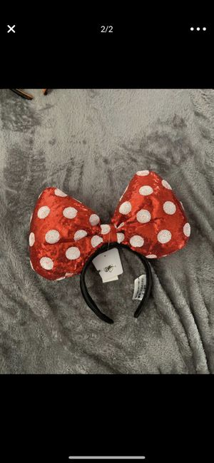 2 pairs of Disney ears for Sale in Los Angeles, CA