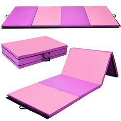 Gymnastics Anti-Tear Folding Panel Mats for Sale in Wildomar,  CA