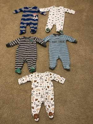 3 month onesie lot for Sale in Monroe, WA