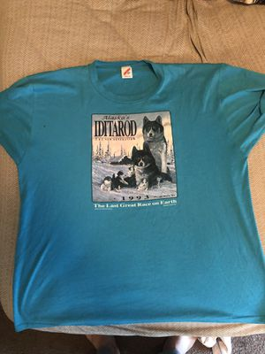 Vintage wolf shirt in size XXL for Sale in Fresno, CA