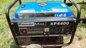 Power Max XP4400 Generator for Sale in BROOKSIDE VL, TX