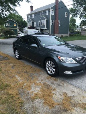 07 Lexus ls460 for Sale in Lowell, MA