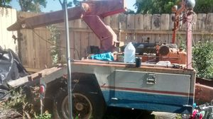 Tow truck boom 1ton chassis for Sale in El Cajon, CA