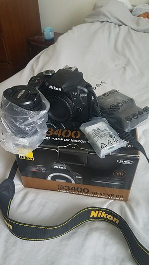 Nikon Camera for Sale in Fresno, CA