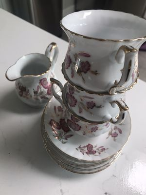 tea cups set for Sale in Portland, OR