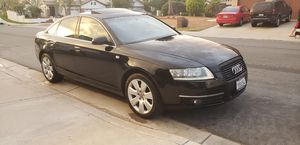 05 Audi A6 low miles 110xxx runs {url removed} ISSUES leather clean title sheapppp for Sale in Chula Vista, CA