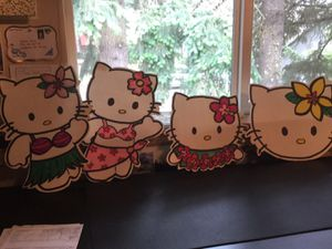 Hello kitty decorations for Sale in Hillsboro, OR
