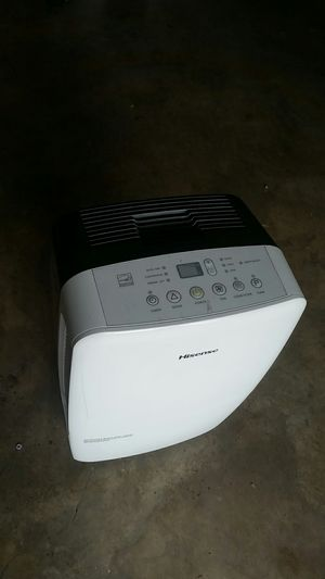 Hisense humidifier good condition for Sale in Stockton, CA