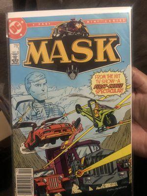 DC MASK MINI SET RUN for Sale in San Antonio, TX