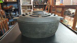 John Wright cast iron steamer humidifier for Sale in SKOK, WA