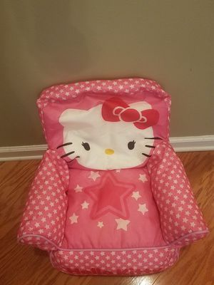 Hello Kitty Bean Bag Chair for Sale in Ellenwood, GA