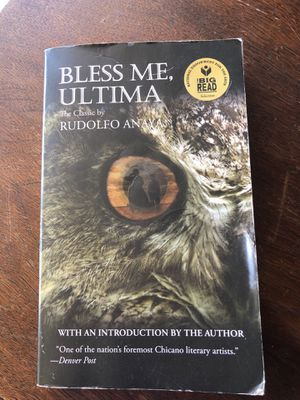 Bless Me, Ultima by Rudolfo Anaya for Sale in Covina, CA