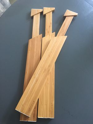 Bamboo drawer dividers Pampered Chef for Sale in Gaithersburg, MD